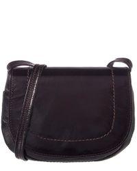 Hobo - Black Sierra Leather Crossbody - Lyst