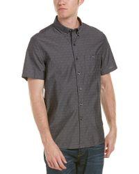 Michael Bastian - Gray Label Woven Shirt for Men - Lyst