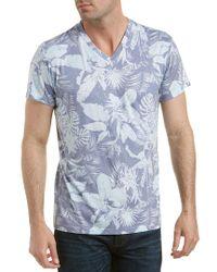 Sol Angeles Blue T-shirt for men