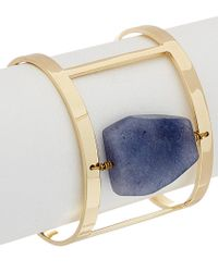 Carolee - Multicolor 12k Plated Cuff - Lyst