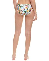 Red Carter - White Paige Classic Cut Hipster Bottom - Lyst