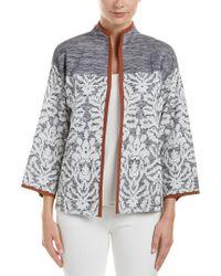 Misook - Multicolor Heritage Fit Jacket - Lyst