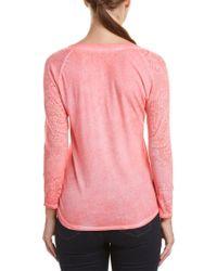 Raffi - Pink T-shirt - Lyst