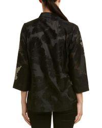 Misook - Black Heritage Fit Jacket - Lyst