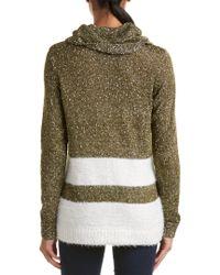 G.H. Bass & Co. - Green . Sweater - Lyst