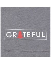 Life Is Good. - Gray Grateful Pine Tree Sleep Tee for Men - Lyst