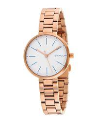 Skagen - Multicolor Women's Signature Watch - Lyst
