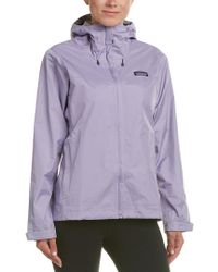 Patagonia - Purple ? Torrentshell Jacket - Lyst