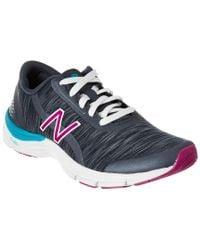 New Balance - Gray Women's 711v3 Trainer - Lyst
