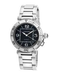 Cartier - Metallic Cartier Men's 2790 Watch for Men - Lyst