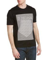 Ermenegildo Zegna - Black Z T-shirt for Men - Lyst