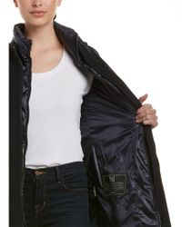 Dawn Levy - Black Parker Wool-blend Coat Vest Combo - Lyst