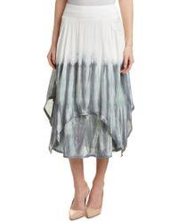 XCVI - Multicolor Skirt - Lyst