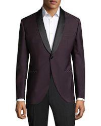Lubiam - Purple Suit Jacket for Men - Lyst