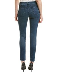 J Brand - Blue Swift Destruct Skinny Leg - Lyst