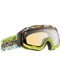 Bolle - Yellow Bollé Unisex Fathom Ski Goggle for Men - Lyst