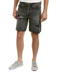 Blank NYC - Black Slim Short for Men - Lyst