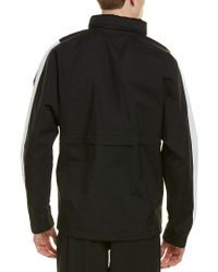 Reebok Black Vintage Outerwear for men
