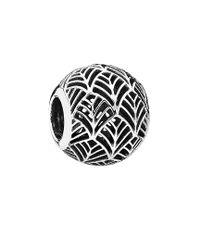 Pandora - Metallic Silver Tropicana Charm - Lyst
