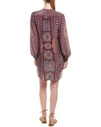 Tolani - Purple Alaya Shift Dress - Lyst