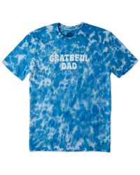 Life Is Good. - Blue T-shirt for Men - Lyst