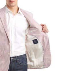 Brooks Brothers - Pink Madison Sport Coat for Men - Lyst