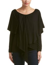 VOOM BY JOYHAN - Green Voom By Joy Han Calleigenia Top - Lyst