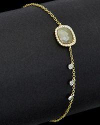 Meira T - Black 14k 2.32 Ct. Tw. Diamond Bracelet - Lyst