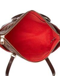 Louis Vuitton - Brown Damier Ebene Canvas Totally Pm Nm - Lyst