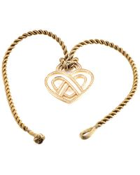 Poiray Metallic 18k 1.22 Ct. Tw. Diamond Toggle Necklace