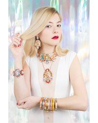 Bijoux De Famille - Multicolor Supernova Choker Necklace - Lyst