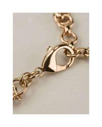 Versace - Metallic Gold Embellished Medusa Oversized Pendant Necklace - Lyst