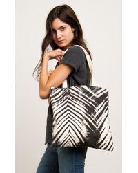 RVCA - Black That Tote Bag - Lyst