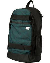 RVCA - Green Pr Push Skate Delux Backpack for Men - Lyst