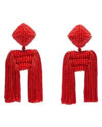 Sachin & Babi - Red Short Dupio - Gojiberry - Lyst