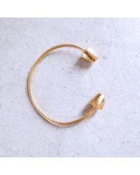 Erin Considine   Multicolor Brass Caril Invert Cuff   Lyst
