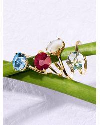 Ippolita - Metallic Rock Candy Semi-precious Multi-stone & 18k Yellow Gold Lollitini Drop Earrings - Lyst