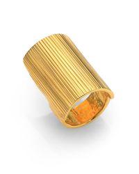 Chloé | Metallic Giselle Long Ring | Lyst