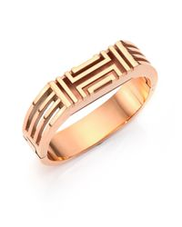 Tory Burch | Pink For Fitbit Bangle Bracelet | Lyst