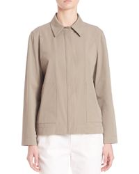 Lafayette 148 New York - Natural Cassidy Jacket - Lyst