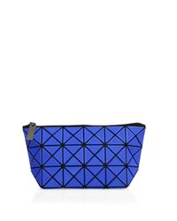 Bao Bao Issey Miyake - Blue Bao Bao Lucent Frost Zip Pouch - Lyst