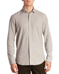 Polo Ralph Lauren | Multicolor Solid Casual Button-down Shirt for Men | Lyst