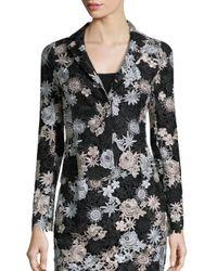 Nanette Lepore | Multicolor Jackpot Lace Jacket | Lyst