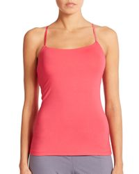 Cosabella | Pink Talco Racerback Camisole | Lyst