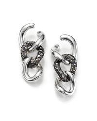 Pomellato - Metallic O.b3181ma/a Gourmette Earrings - Lyst