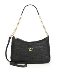 Eric Javits | Black Powchky Shoulder Bag | Lyst