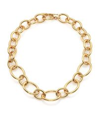 Ippolita | Metallic Glamazon 18k Yellow Gold Large Link Necklace | Lyst