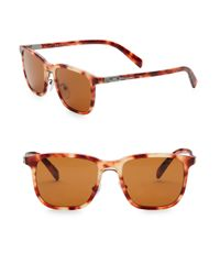 Prada - Multicolor 52mm Square Sunglasses for Men - Lyst