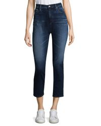 AG Jeans - Blue The Isabelle Jeans - Lyst