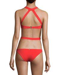 OndadeMar - Orange One-piece Calypso Monokini Swimsuit - Lyst